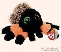 hairy ragno arancio